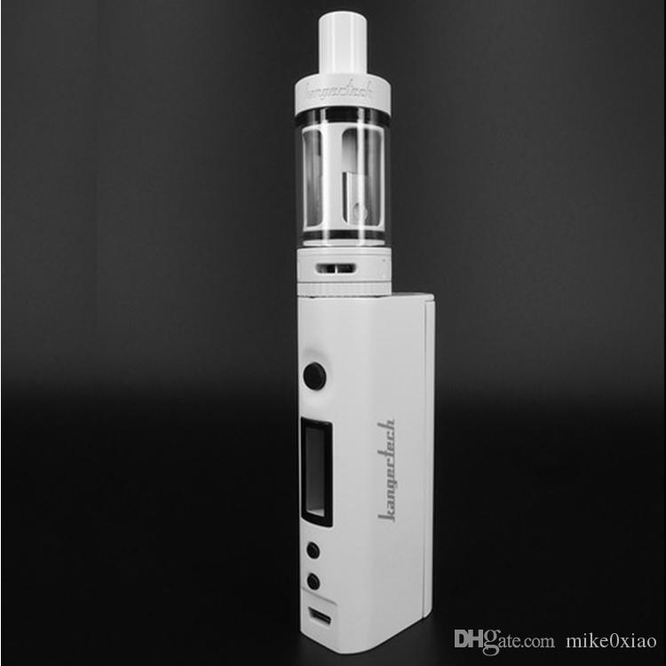 Kanger Subox Mini Başlangıç Kiti E Sigara Kbox Mini 50 W Subtank Mini Alt Ile Değişken Watt Kutusu Mod Ohm Atomizer Kiti