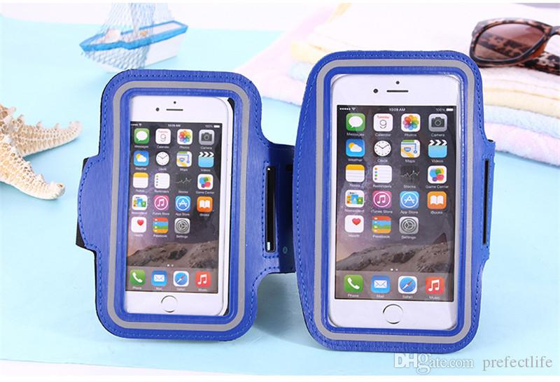 Sports & Entertainment Running Bags Waterproof Sports Gym Running Armband For Iphone X Xs 5.0-6.0 Inch Arm Band Phone Bag Case Mobile Phone Holder Pouch Belt Cover