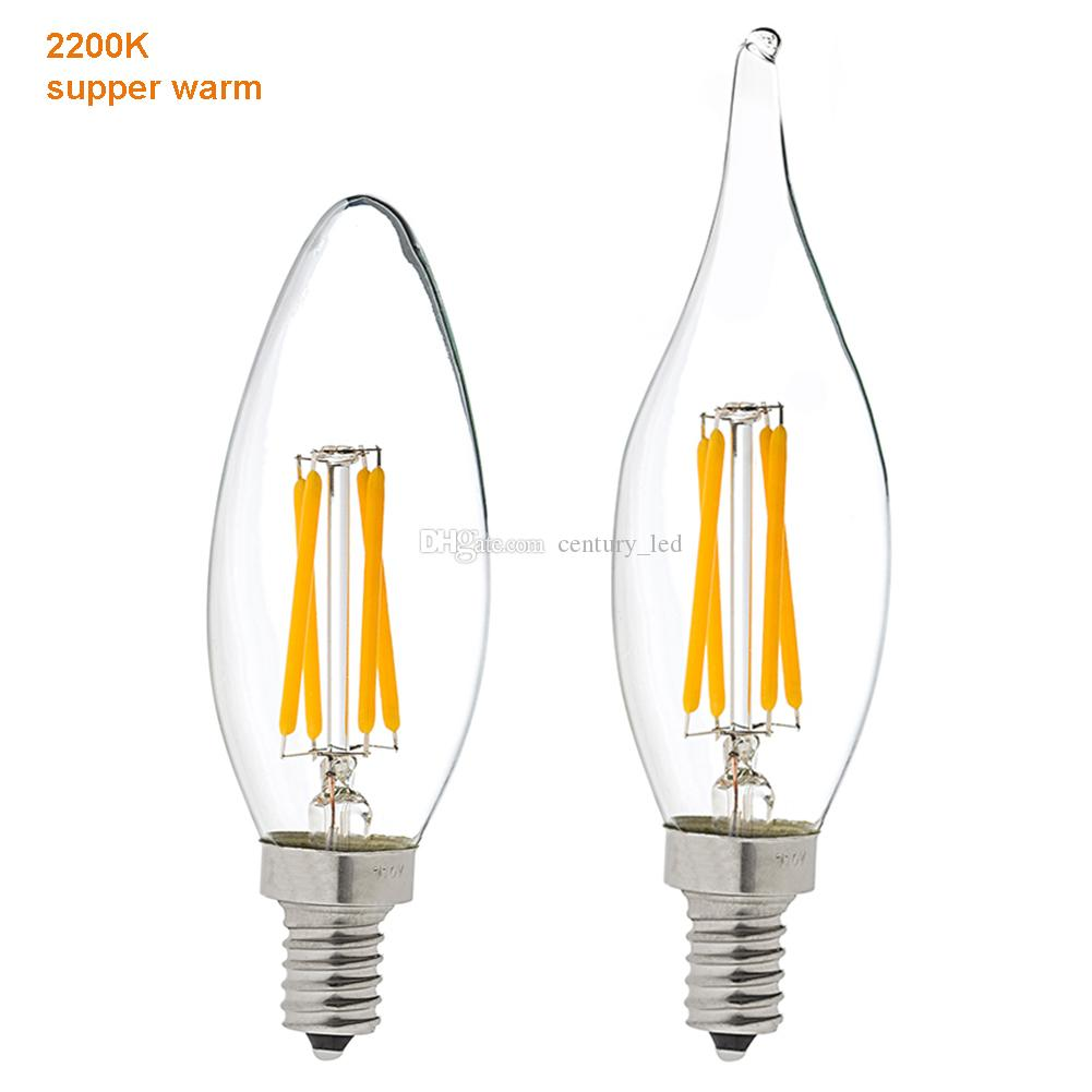 Led filament candle bulb 2200k dimmable e12 e14 base 2w 4w led led filament candle bulb 2200k dimmable e12 e14 base 2w 4w led filament candle bulb c35 c35t flame tip chandelier led bulb light filament bulb chandelier arubaitofo Image collections