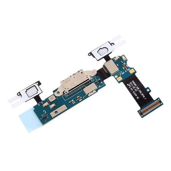 충전기 USB 갤럭시 S5 G9008V 용 USB 포트 독 커넥터 플렉스