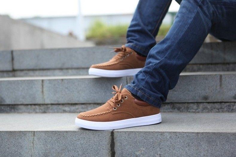 2016 Sneakers Men Fashion Casual Men Shoes Zapatos Hombre Brand