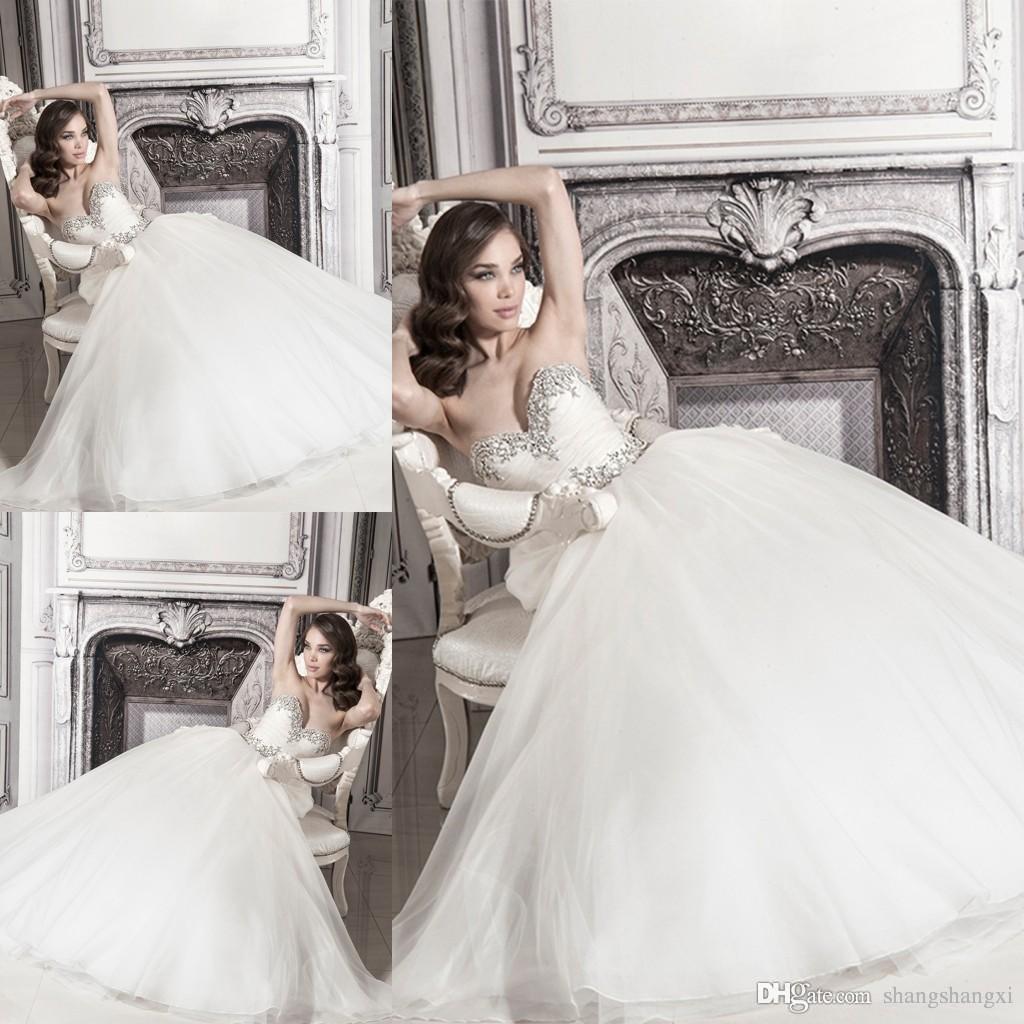 2018 Pnina Tornai Wedding Dresses Collection Royal Style