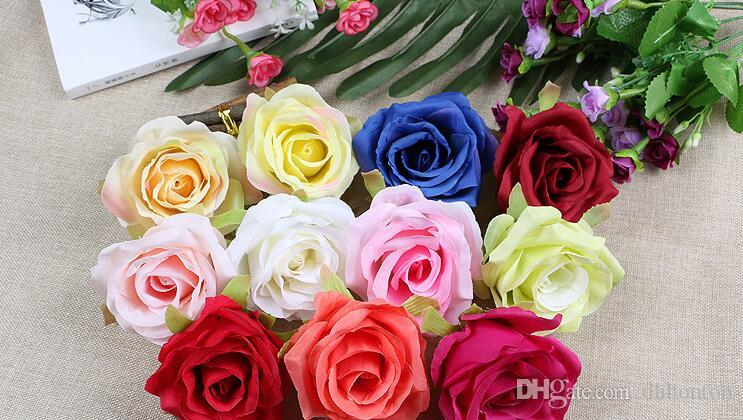 Silk flowers wholesale rose heads artificial flowers 43inch silk flowers wholesale rose heads artificial flowers 43inch diameter fake flowers head high quality wf001 bulk silk flowers silk flowers wholesale rose mightylinksfo