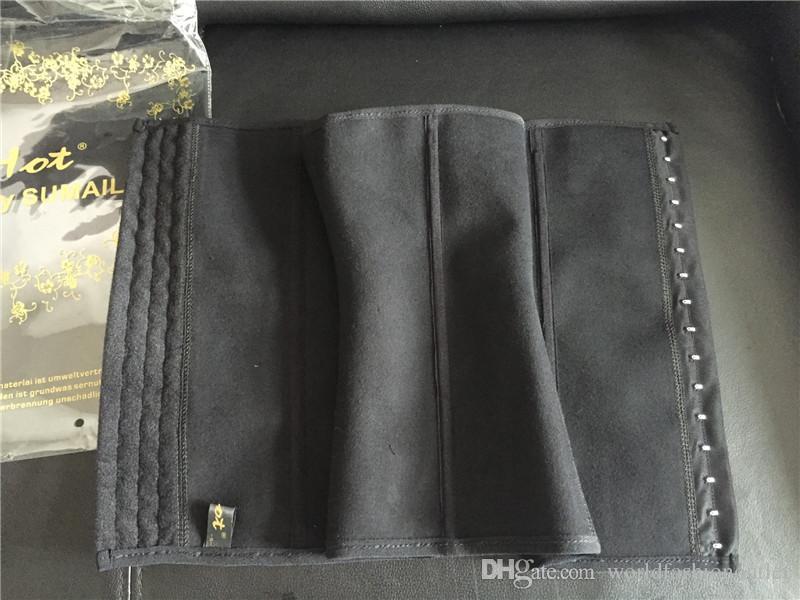 4 цвета Женщины латекс резиновые талии обучение Cincher Underbust корсеты тела Shaper корректирующее белье талии животик Shaper тела скульптуры для похудения S-6XL