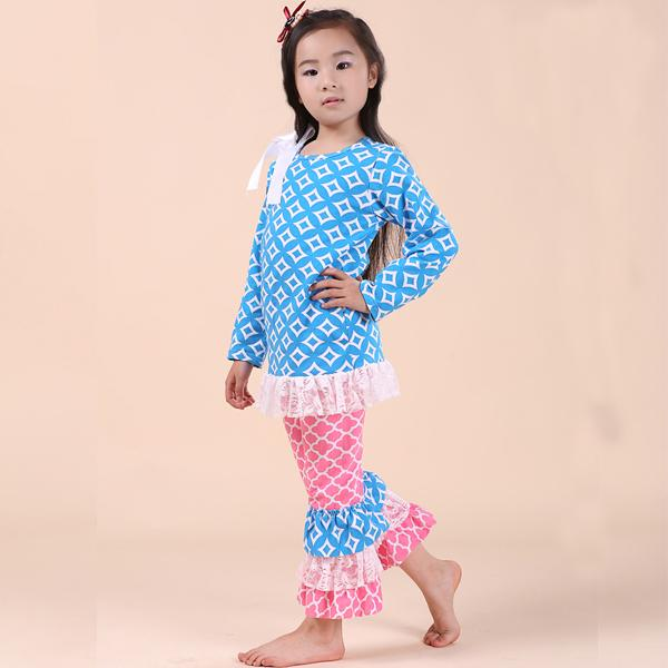Wholesale Baby Girls Boutique Clothing