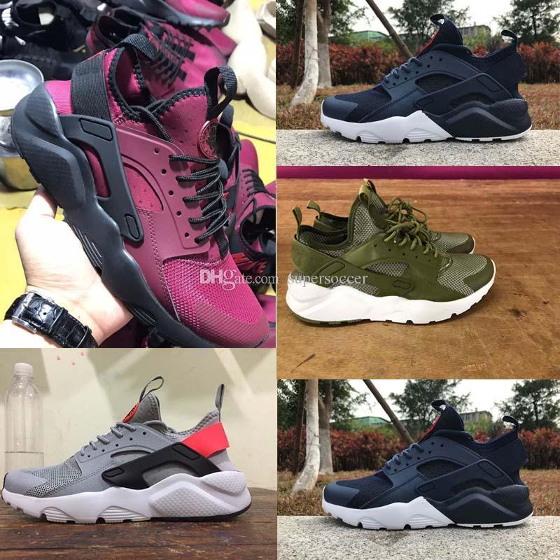 more photos 28d15 6d721 Compre 2018 Nuevo Diseño De Air Huarache Zapatillas Para Mujeres Hombres,  Zapatillas De Deporte Ligero Huaraches Athletic Sport Zapatos Huarache Al  Aire ...
