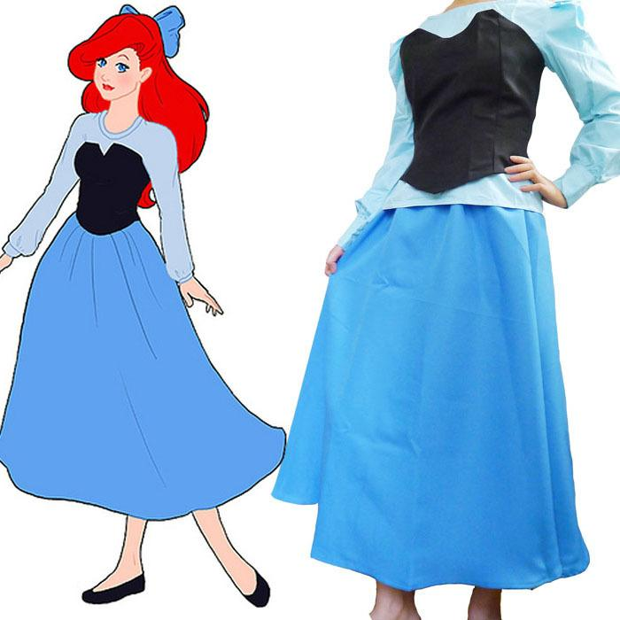 Princess Ariel Costume Sexy Adult Mermaid Costume Halloween Costumes for Women Fairy Tale Cosplay Fantasy Women Dress Custom Princess Ariel Costume Adult ...  sc 1 st  DHgate.com & Princess Ariel Costume Sexy Adult Mermaid Costume Halloween Costumes ...