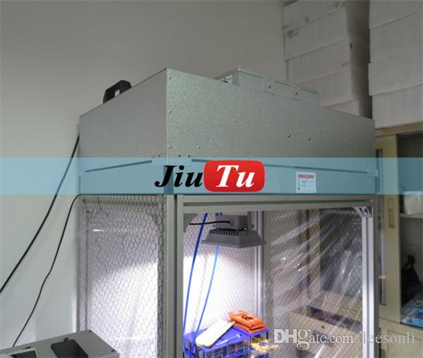Dry Dust Free room, Anti Static room, Cleaning room anti-static wall for iPhone Samsung LCD Refurbishment Repair Dust-free plant