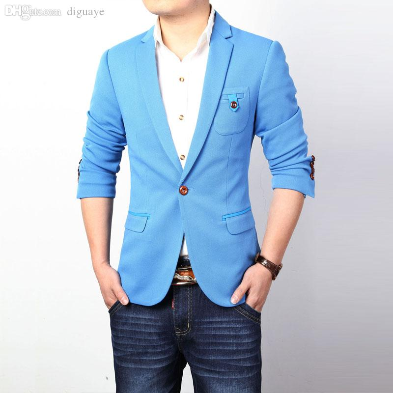 Best Wholesale Cheap Men Coats Blazer Casual Jacket Mens Suits ...