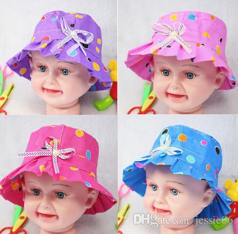 Cappelli da bambino Cappelli moda visiera da berretto da baseball Cappelli da bambina da bambino ragazza estate spiaggia cappello da sole berretto da sole cappellino sunbonnet molti stili