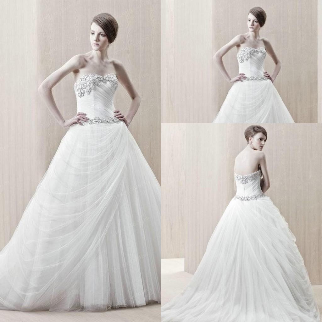 Western Style Wedding Dresses Shopping Cash On Delivery Vestido