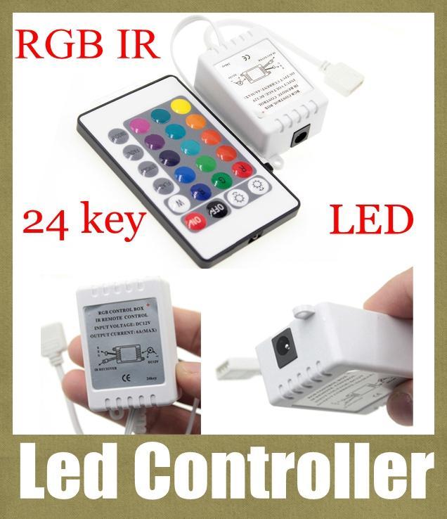 Dimmer Für Led Len 2018 rgb led controller led dimmer controller timer for remote