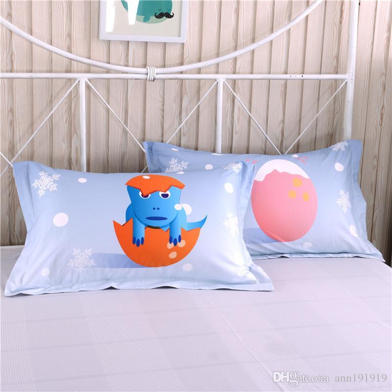 لطيف صبي فتاة الأطفال أطفال مجموعات الفراش مع 8 أجزاء القطن الخالص لحاف وسادة السرير يغطي جودة عالية للأطفال