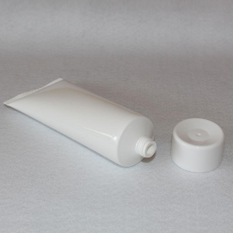 100g white tube with screw cap (1)