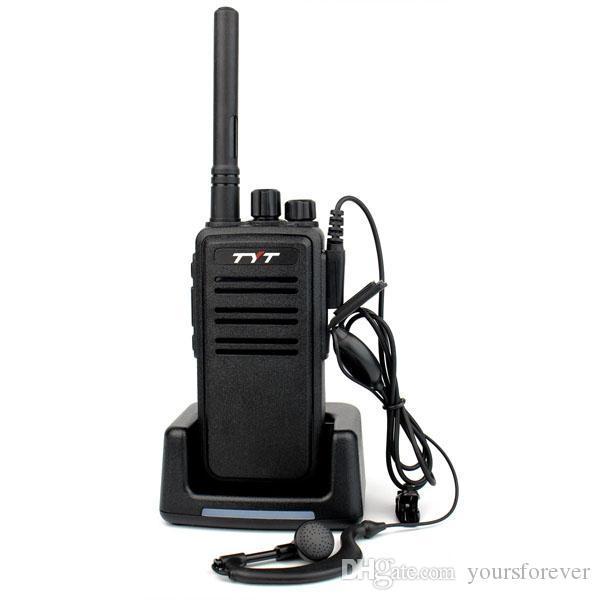 TYT DP-290 Цифровой DOMR Walkie Talkie UHF 400-480MHz 4W 16 каналов VOX DPMR Digital Two Way Радио A7191A