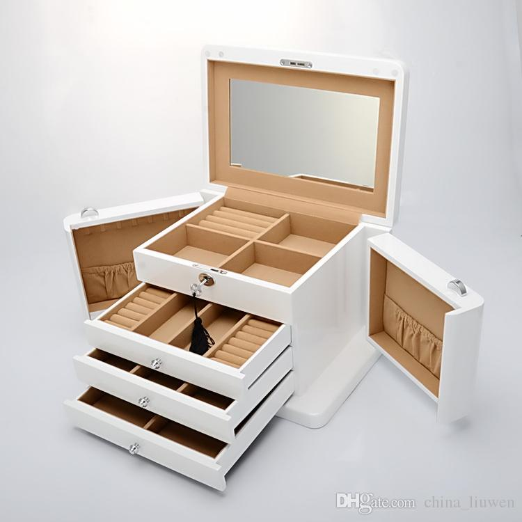 Delivery within 48 Hours Luxury Wooden Multiple Layers of High