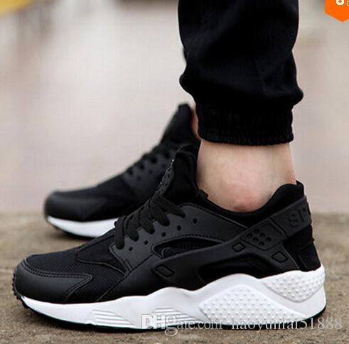 7b27fa9f9f2c 2016 Hot Sales Top Quality Air Huarache Shoes Unisex Men Women All ...