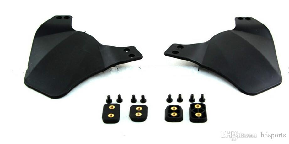 Wholesale-Tactical helmet accessory Side Cover for Fast black color