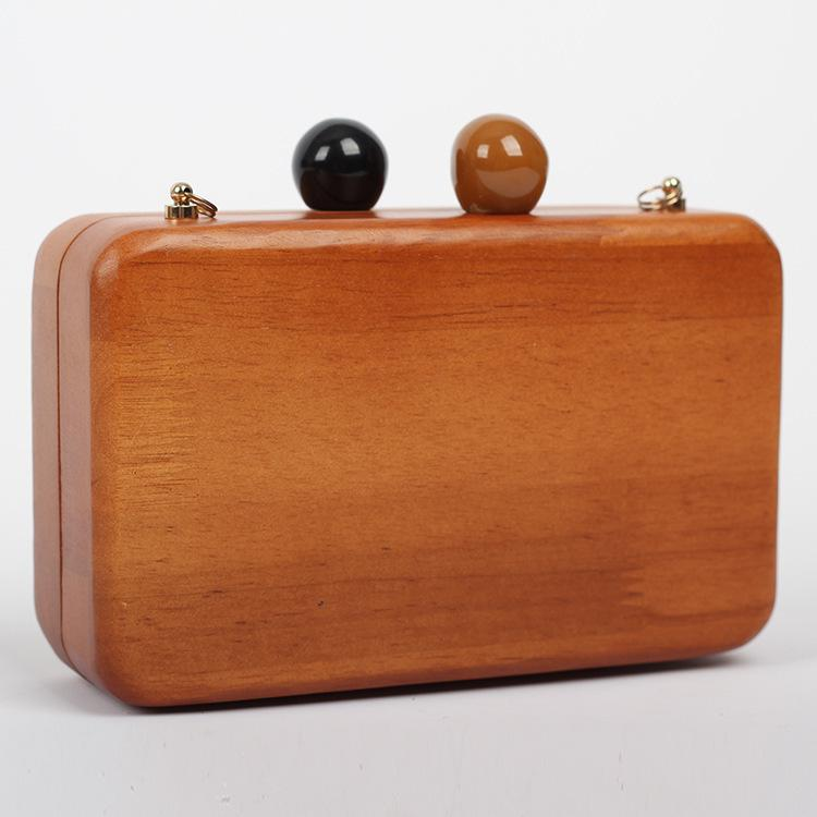 Handmade Bags Clutch Wedding Candy Box Wooden Storage/sewing/Jewelry/make  Up Box Wood Women Purses And Handbags Evening Bag H11 Wood Bag Handmade Bag  Clutch ...