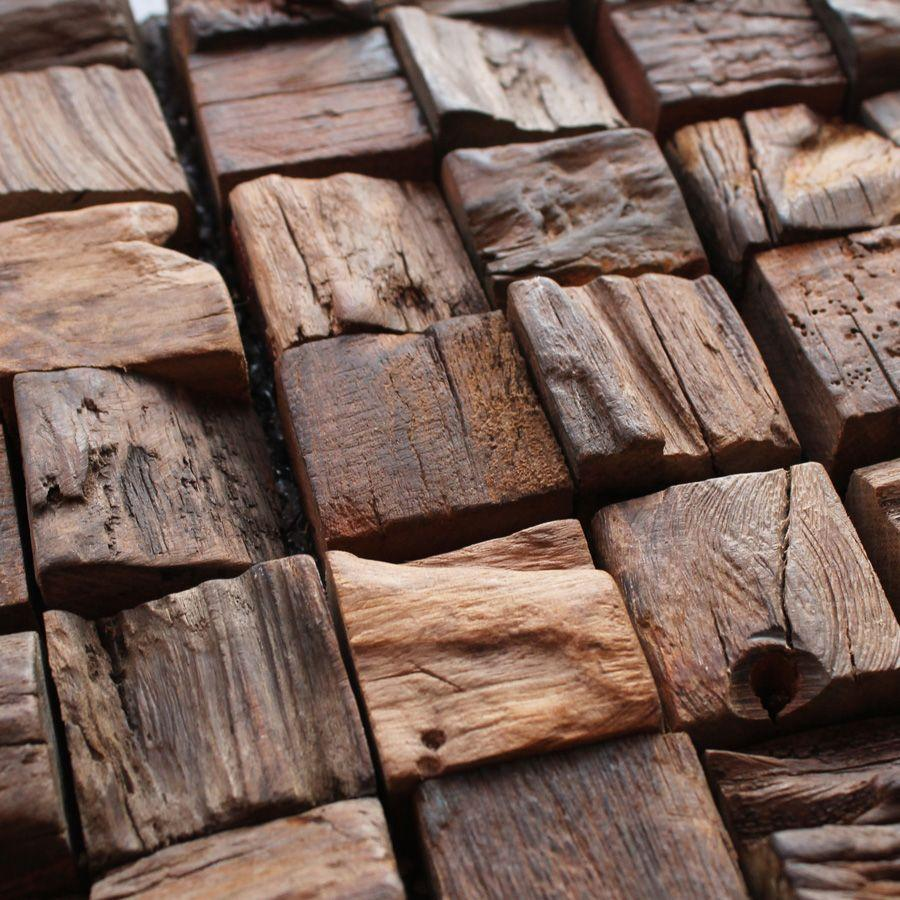 mosaic wood wall tiles 3d ancient old boatjpg