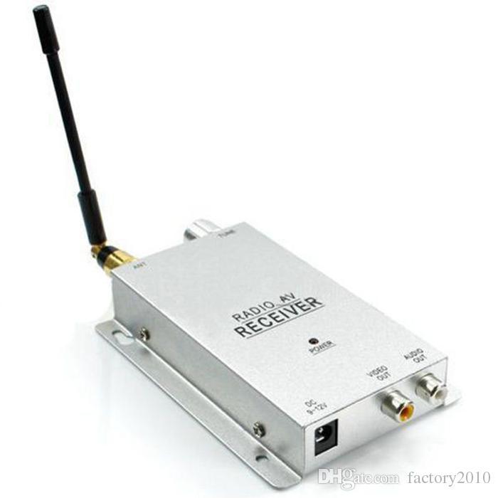 La mini macchina fotografica di 6 LED IR Wireles + ricevitore senza fili 1.2GHz, corredo della macchina fotografica del CCTV della tigre di sicurezza domestica della Nanny libera il trasporto