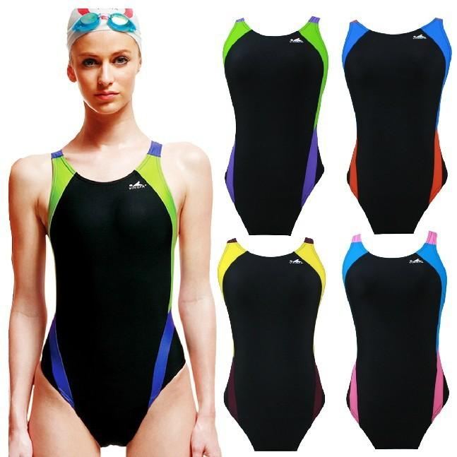 f32856709276 2019 Professional One Piece Swimwear Women Swimsuit Sports Racing  Competition Sexy Leotard Tight Lady Bodybuilding Bathing Suit Plus Size  From Lidragon, ...