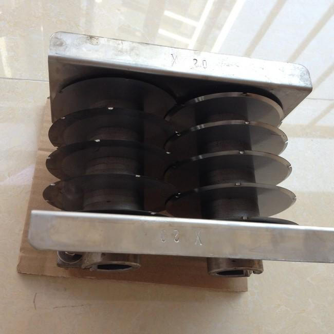 1 stück klinge für elektrische fleisch schneidemaschine schneidemaschine schneidemaschine lijin qx
