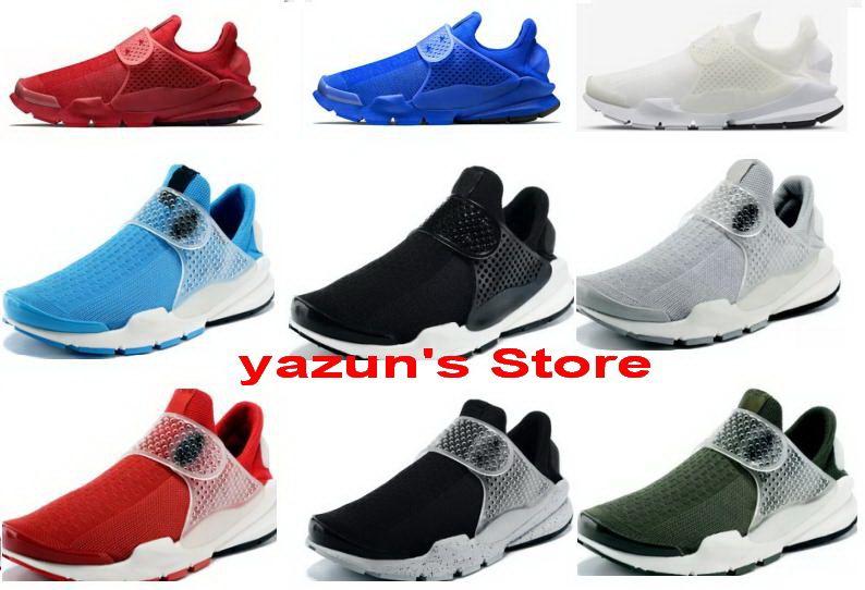 2018 Popular Outdoor fragment x Sock Dart SP Lode Casual Shoes,Men And Women ,Discount cheap
