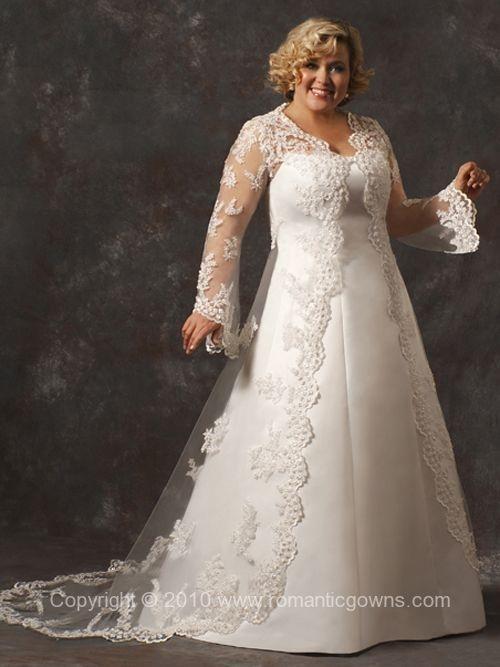 Lace Jacket For Wedding Dress Plus Size Wedding Ideas - Plus Size Jacket Dress For Wedding