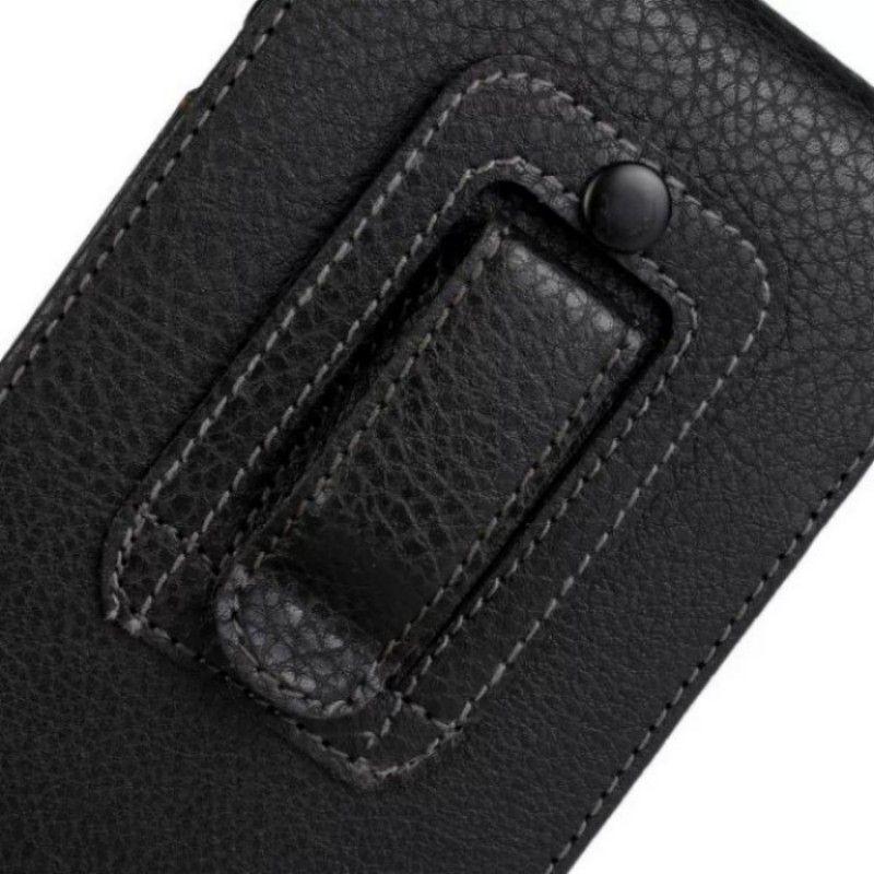Высокое качество PU кожаный чехол для мобильного телефона зажим для ремня чехол Чехол для Alcatel One Touch POP C3 OT4033 4033D