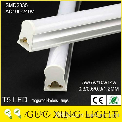2016 Direct Sale T5 Lowes Fluorescent Light Fixtures 30/60/90/120cm ...