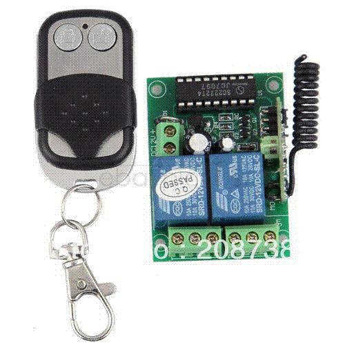 Universal Gate Garage Door Opener Remote Control Transmitter
