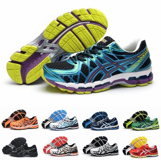 New Brand Asics Gel-Kayano 20 T3N2N-32900190 Running Shoes For Men,  Breathable Avoid Shock High Support Lightweight Sneakers Eur 40-45 Asics  Shoes Running ...