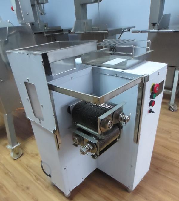 Großhandel - Freies Verschiffen 110/220V QSJ-B Multifunktions Vertikale Fleischschneider, Fleischschneidemaschine, Fleischschneidermaschine