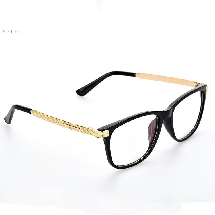 1663ecdb98 2019 Retro Style Students Men   Women Eye Glasses Frame