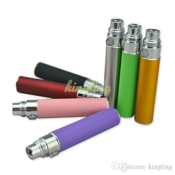 Новейшие высокой емкости батареи EGO-T электронная сигарета батареи 510 Ego нить fit CE4 Clearomizer атомайзер Protank mini vivi Nova танк
