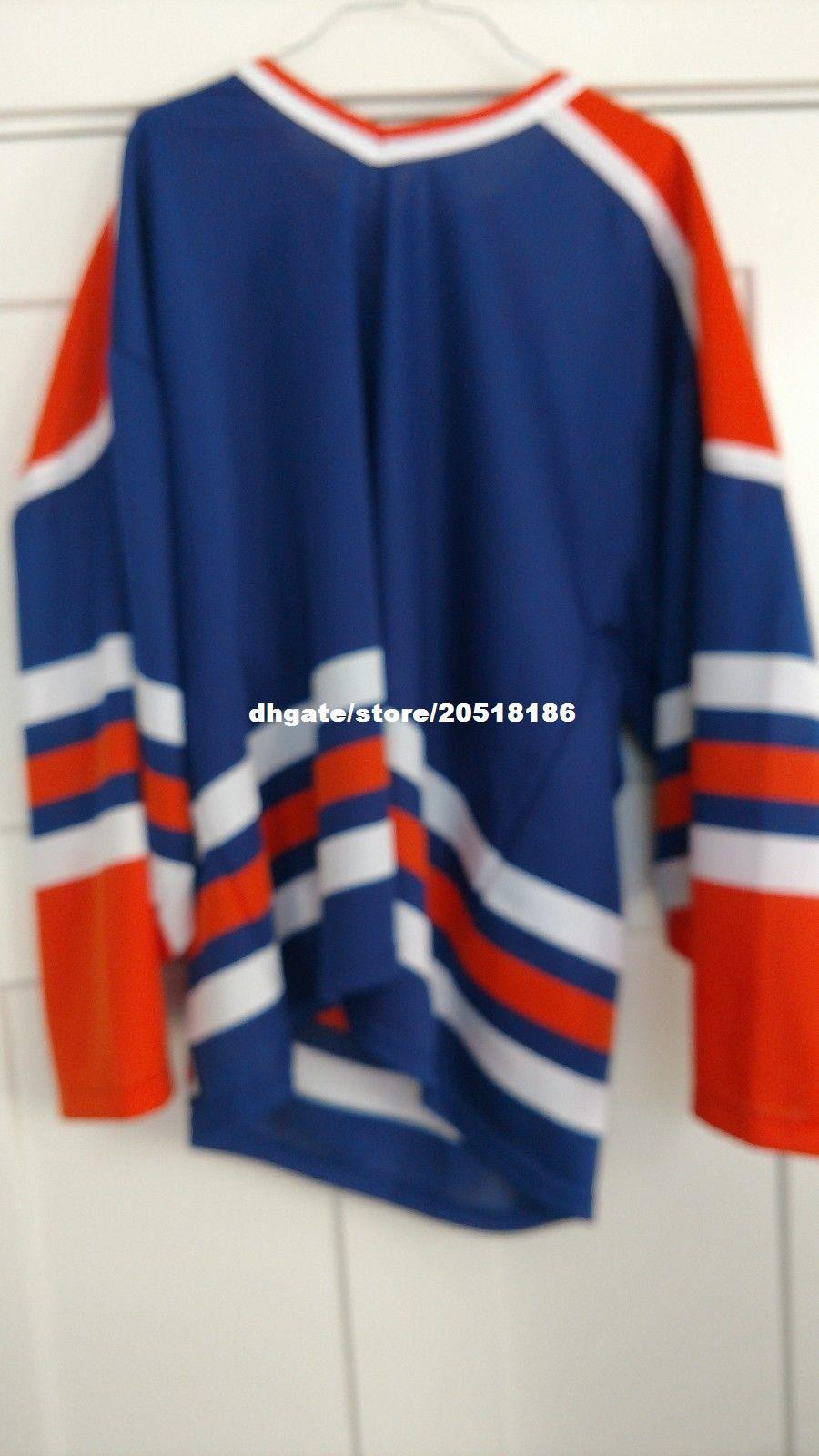 1ef758284 Cheap Custom Edmonton Oilers Style SP Jerseys Stitched Men s Hockey Jersey  Stitched Jerseys OHL Hockey Jerseys CHL Hockey Jerseys Online with   63.39 Piece ...