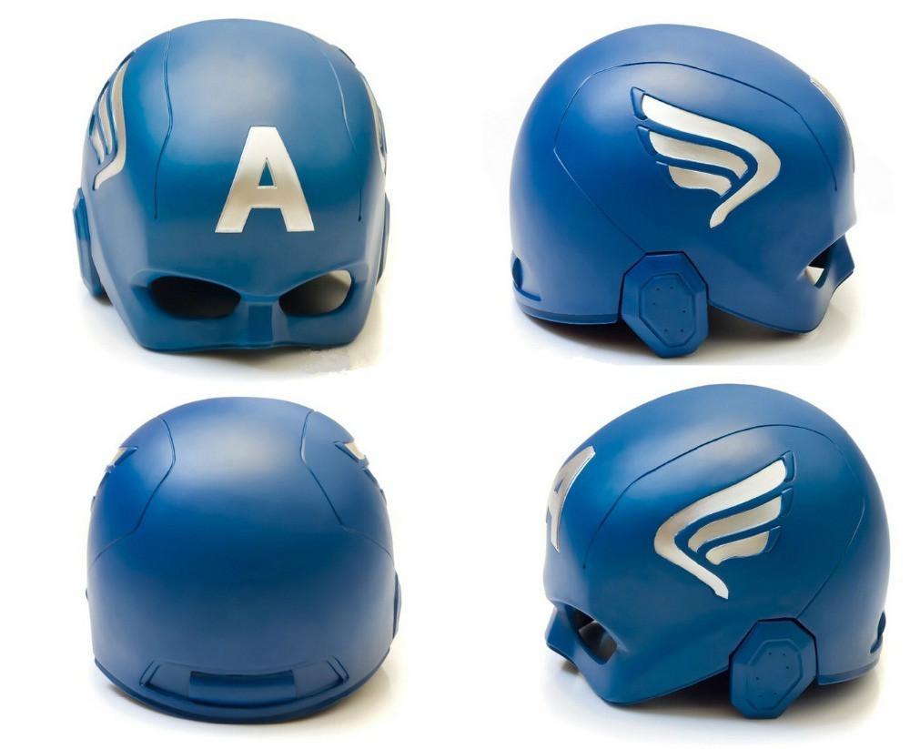 2017 2015 New High Quality 11 Captain America Helmet Mask