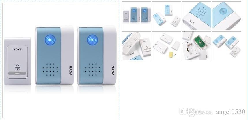 smart home 38 Tunes Songs Wireless Doorbell Long-range Remote Control With good quality