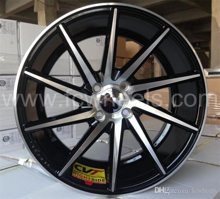 2018 fine processing vossen cvt alloy wheels 17inch for cars with high quality from fcwheels. Black Bedroom Furniture Sets. Home Design Ideas