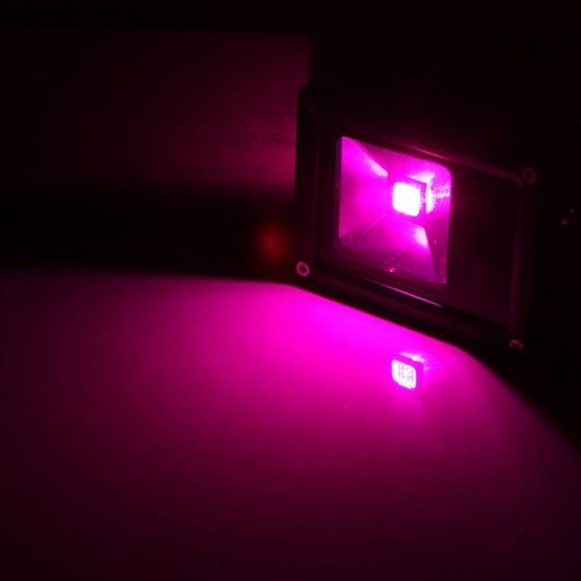 10W 20W 30W 50W led floodlight lighting outdoor spotlight RGB spot flood lamp garden light refletor led foco exterior projecteur