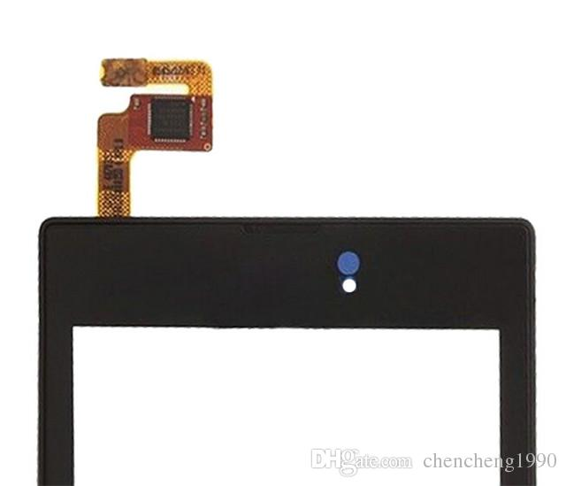 För 520 pekskärmsdigitizer + rambyte för Nokia Lumia 520 N520 Hög kvalitet