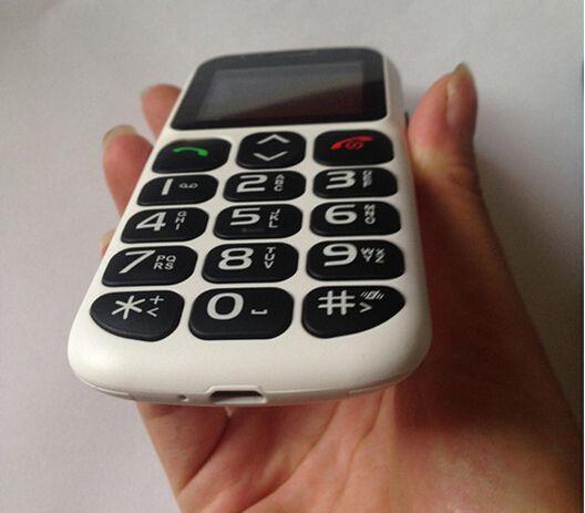 best big button easy to use senior citizen mobile phone. Black Bedroom Furniture Sets. Home Design Ideas