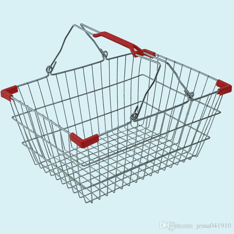 2018 Selling Like Hot Cakes Basket New Shopping Baskets For ...