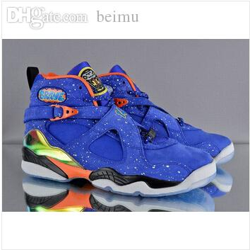 the latest f02a6 3fcb9 Wholesale-retro Doernbecher 8 Sport Sneakers DB8 mens baskeball shoes 100%  Athletic DB 8 Free Shipping by DHL/EMS Fast Receive