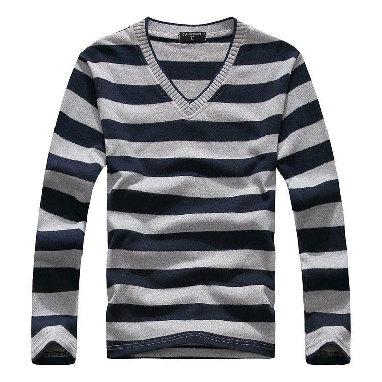 Men'S Full Sleeve T Shirt, 2015 Summer Men'S Casual T Shirts,Full ...