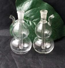 Kürbis Wasserpfeife, Glas Wasserpfeife Rauchen Rohre Percolator Glasbongs Ölbrenner Wasserpfeifen Oil Rigs Rauchen