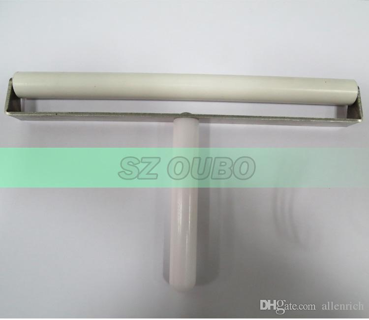 14inch LCD Anti static Silicone Roller For iPhone Pushing Samsung Screen Film DHL