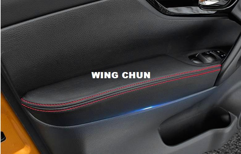 Door Armrest Leather Protective Cover Pu Cover For Nissan Qashqai 2016 2017 Car Interior Car Interior Accessories From Arjunxu $35.06| Dhgate.Com & Door Armrest Leather Protective Cover Pu Cover For Nissan Qashqai ...