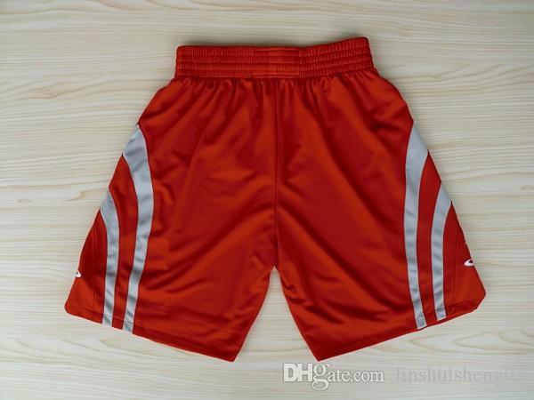 Calções Shorts dos homens Novo Respirável Sweatpants Equipes Sportswear Clássico Desgaste Logos Bordados Camisas Esportes Baratas, Frete Grátis 13